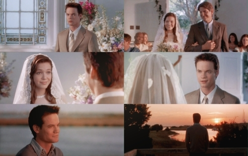 Nur mit Dir - A Walk to Remember Hintergrund containing a bridesmaid called A walk to remember