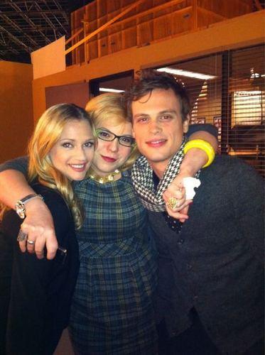 AJ, Kirsten & Matthew