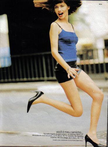 Adriana - Cosmopolitan Brazil 1997
