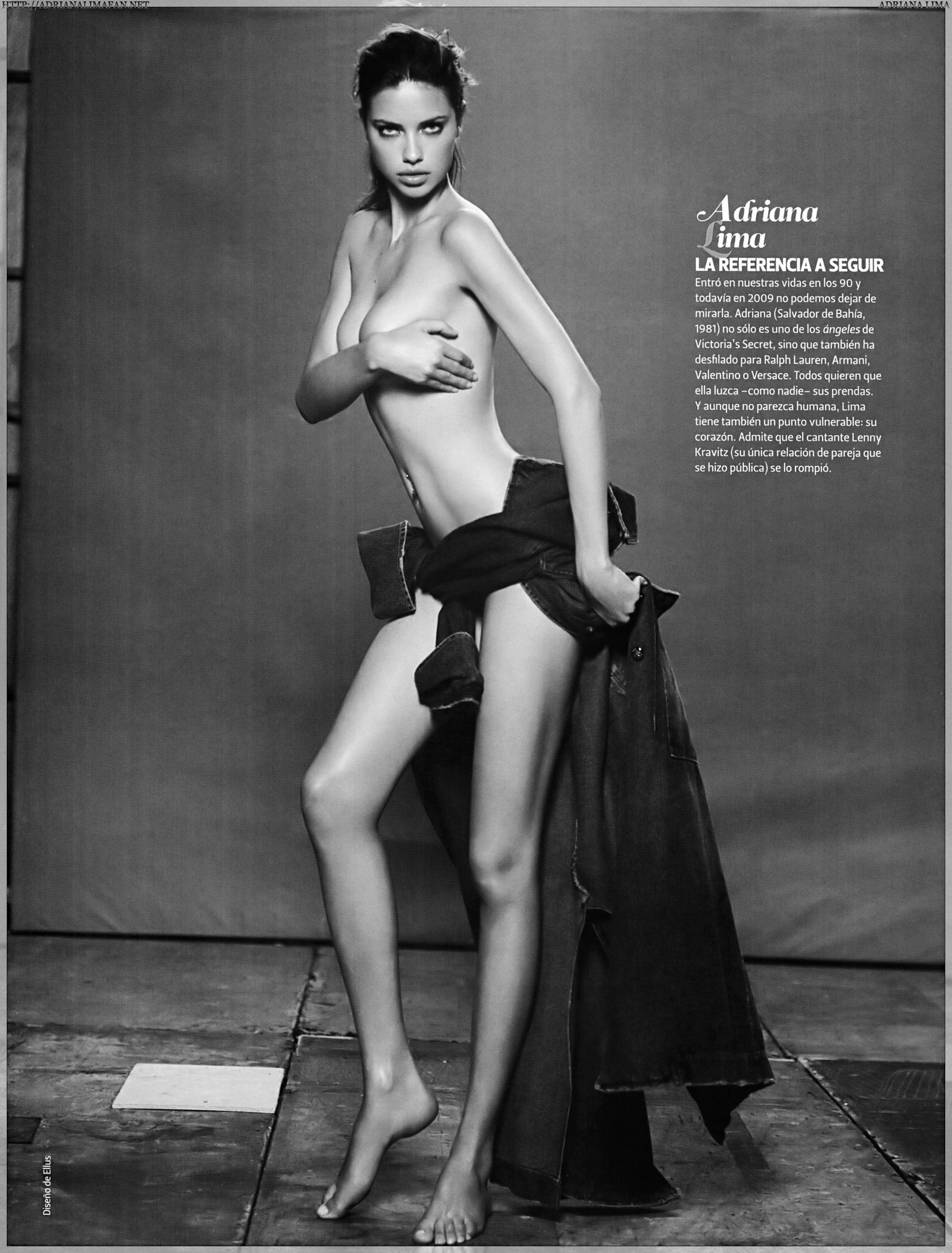 Adriana - DT Magazine 2009