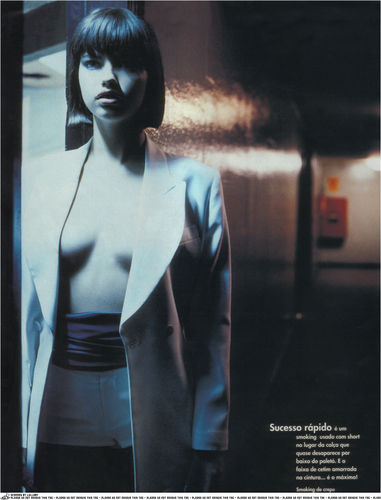 Adriana - Elle Brazil 1997