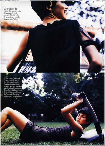 Adriana - Elle Brazil 1998 [2]