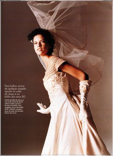 Adriana - Elle Brazil 1998