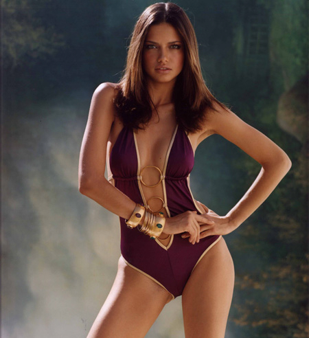 Adriana [Elle Brazil 2005]
