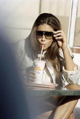 Adriana [Elle Italy 2008]