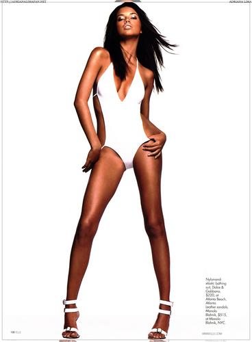 Adriana [Elle Portugal 2003]
