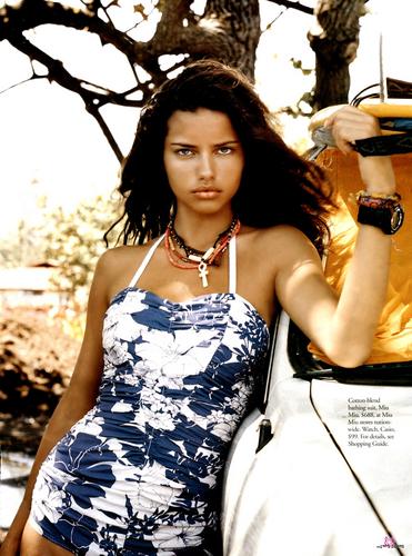 Adriana [Elle US 2003] 2