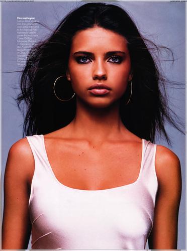 Adriana [Elle US 2003] 3