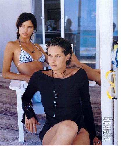 Adriana [Elle US 2003]