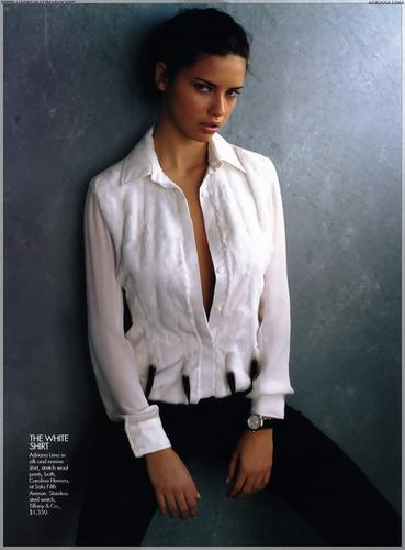 Adriana [Elle US 2004]