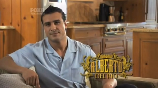 R superstar alberto del rio dos caras, jr tribute videoby smackdowns newest