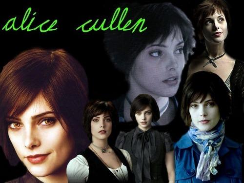 Alice Cullen Rox