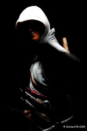 Altair, Vampire Assassin