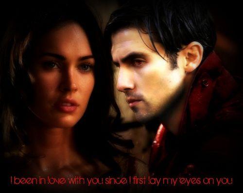 Alucard and Rebecca