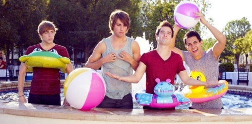 And...the wetness strikes back *BTR*