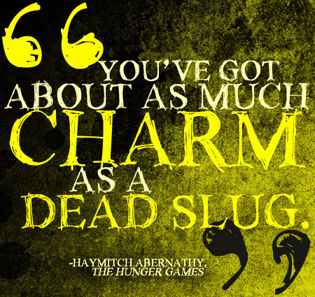 As Much Charm As A Dead Slug