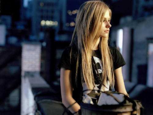 Avril Lavigne پیپر وال called Avril Lavigne