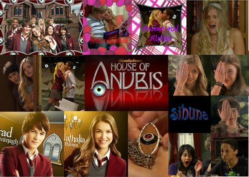 The House of Anubis wallpaper possibly containing anime entitled Background