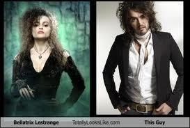 Bellatrix looks just like.....