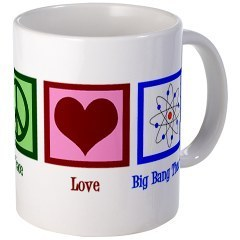 Big Bang Theory Mug