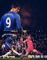 Blue Nando - fernando-torres fan art