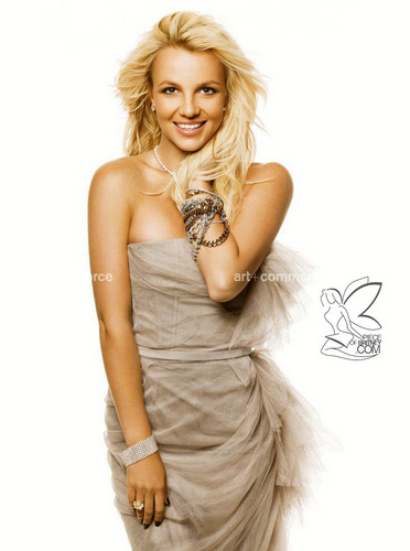 Britney ❤-Photoshoot 2010-'Elle'Carter Smith