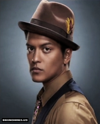 Bruno's Vibe photoshoot