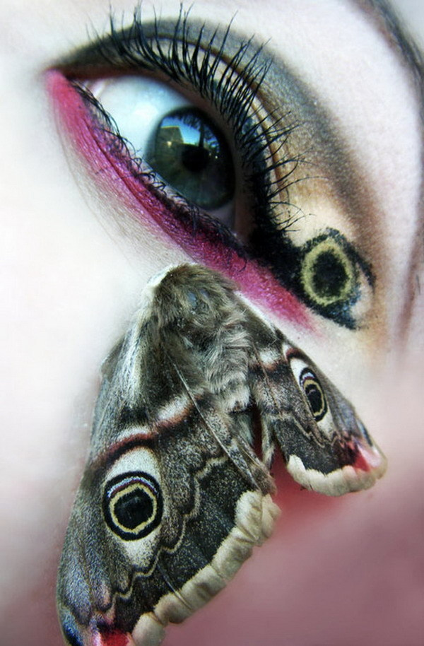 Random images COOL MAKE UP DESIGNS! HD wallpaper and - Cool Makeup Designs
