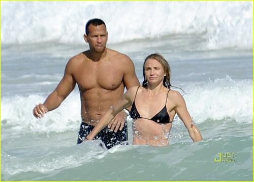 Cameron Diaz: Bikini Babe in Miami
