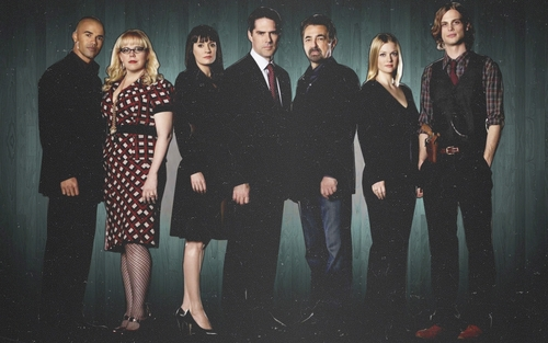 criminal minds wallpaper with a business suit titled Criminal Minds