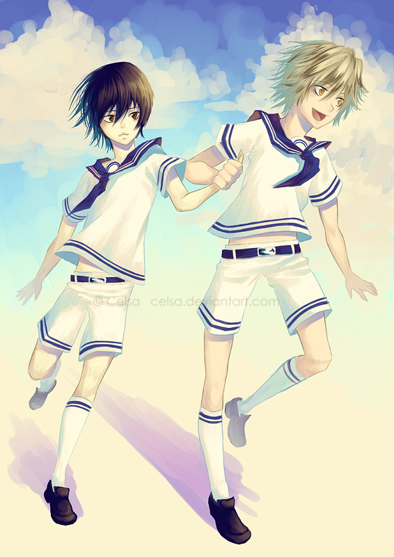 D18 Kids - Katekyo Hitman Reborn! Fan Art (19114747) - Fanpop