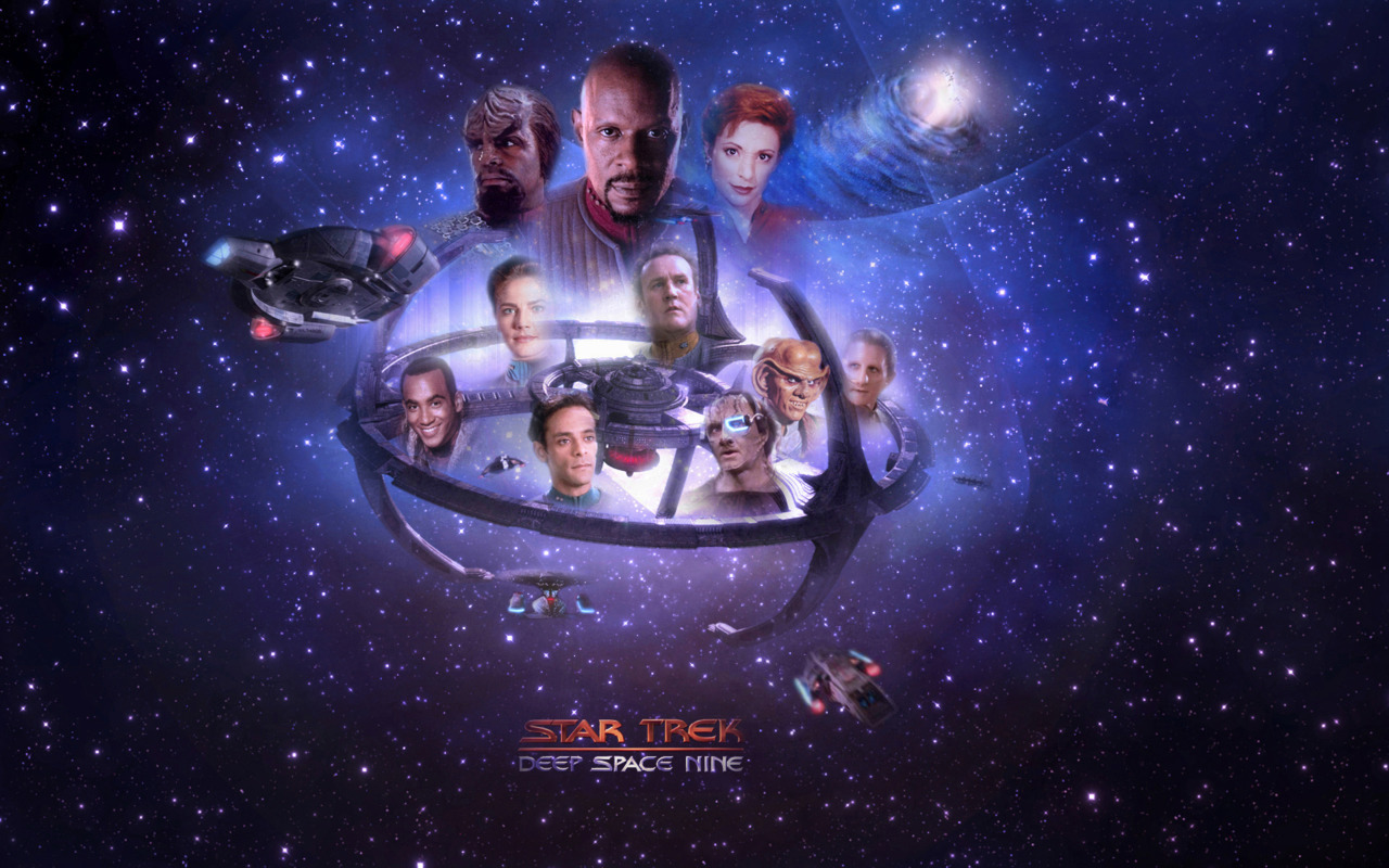 Deep Space 9 Wallpaper