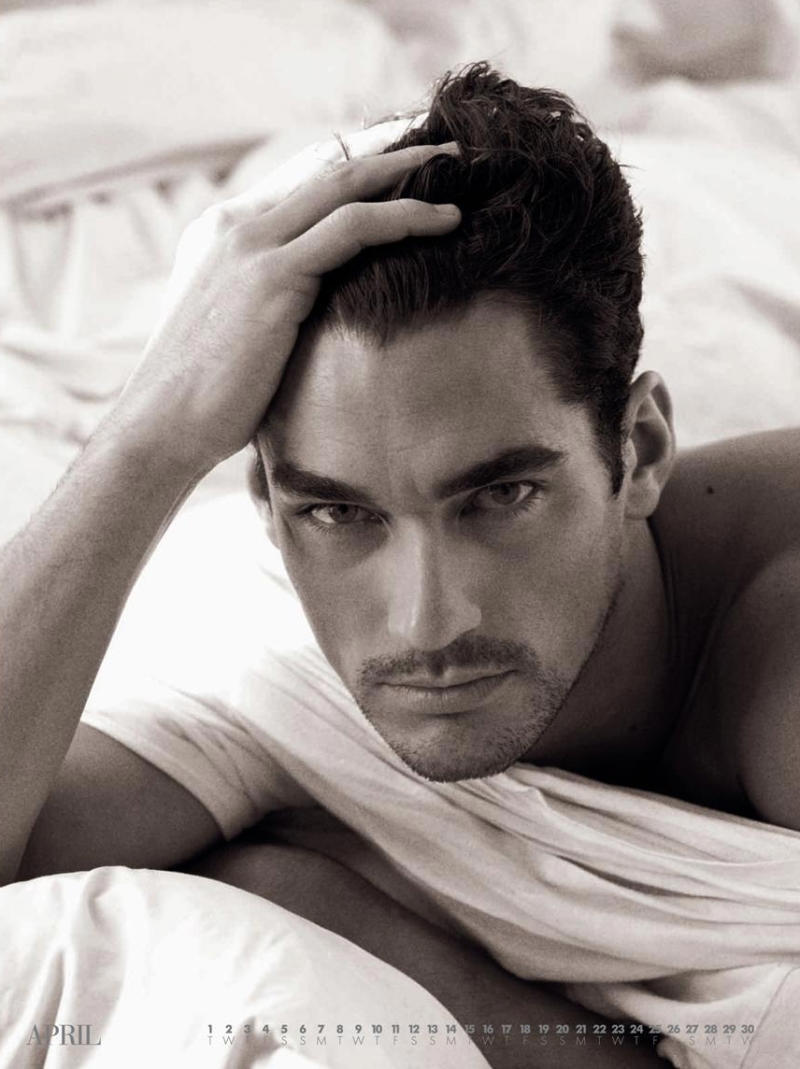Male Models Daily Fix | David Gandy