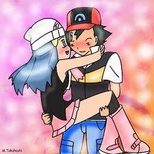 Dawn and Ash