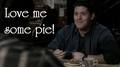 Dean ♥ Pie - supernatural photo