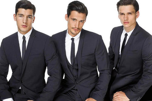 Dolce & Gabbana Spring 2011 | Adam Senn, David Gandy & Sam Webb