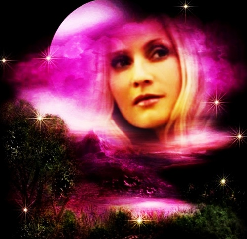 Emily Procter-Purple Moon