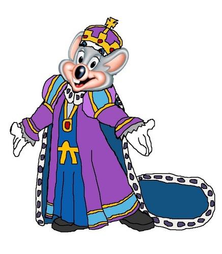 Emperor Chuck E. Cheese