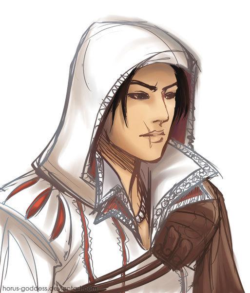 Ezio Ezio Auditore Da Firenze Fan Art 19142406 Fanpop