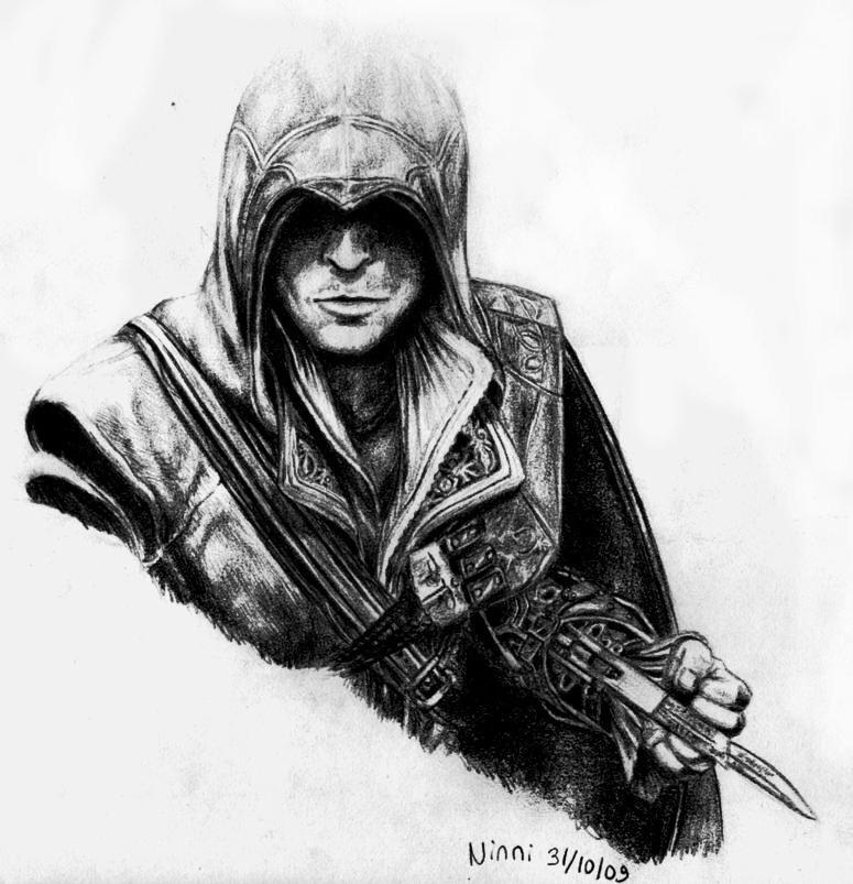 Ezio Ezio Auditore Da Firenze Fan Art 19142593 Fanpop