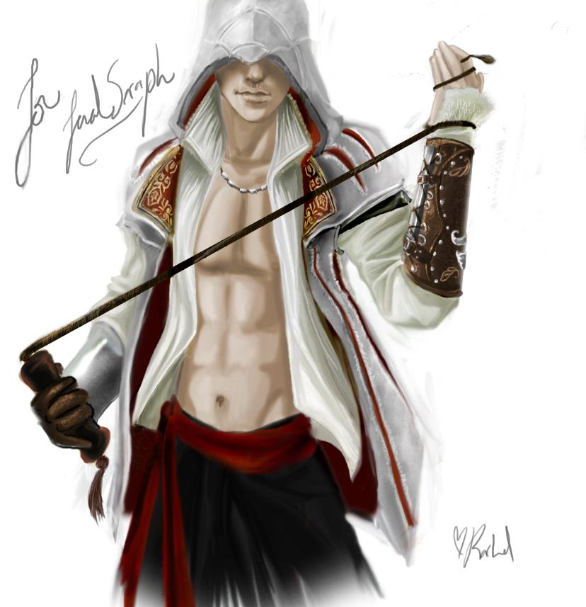 Ezio Ezio Auditore Da Firenze Fan Art 19142595 Fanpop