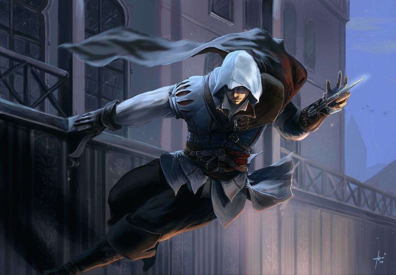Ezio Ezio Auditore Da Firenze Fan Art 19143587 Fanpop