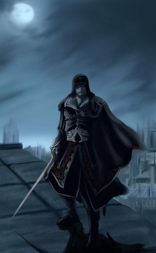 Ezio Ezio Auditore Da Firenze Fan Art 19143591 Fanpop