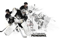 Fleury, Letang & Staal - pittsburgh-penguins wallpaper