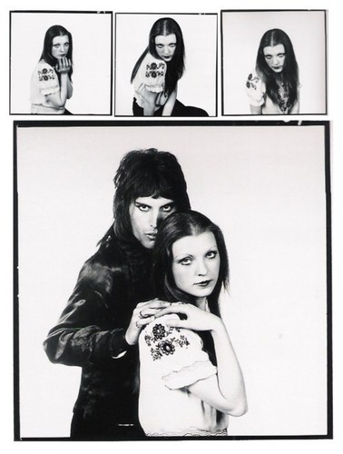Freddie and Mary
