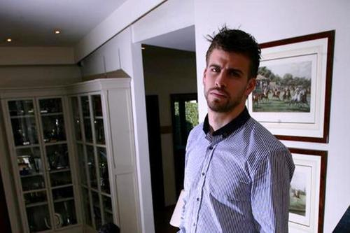 Gerard Pique in the new house pays € 9,000 a mese