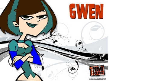 Gwen's new look! - total-drama-island Photo