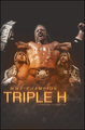 HHH poster - triple-h fan art