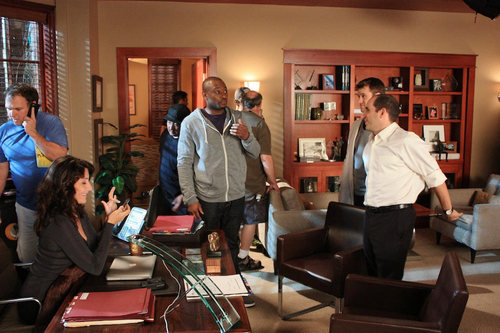 HOUSE: Episode 7x11 - Family Practice - BTS Pictures
