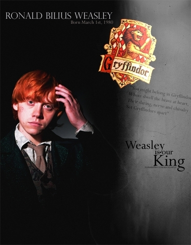 Weasley is our King :))